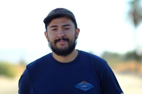 """""""Estamos Aqui"""" filmmaker Bryan Mendez"""