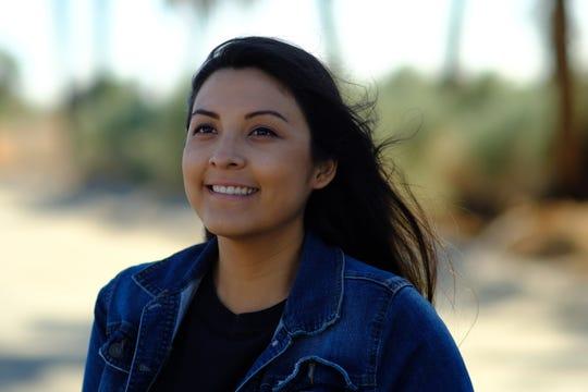 """Olivia Rodriguez, producer and writer of """"Estamos Aqui"""" documentary"""