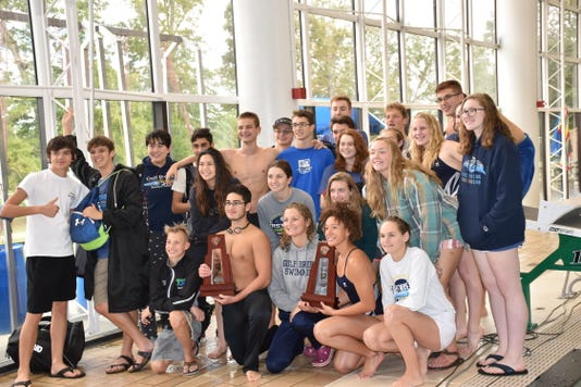 Gulf Breeze High Swimming