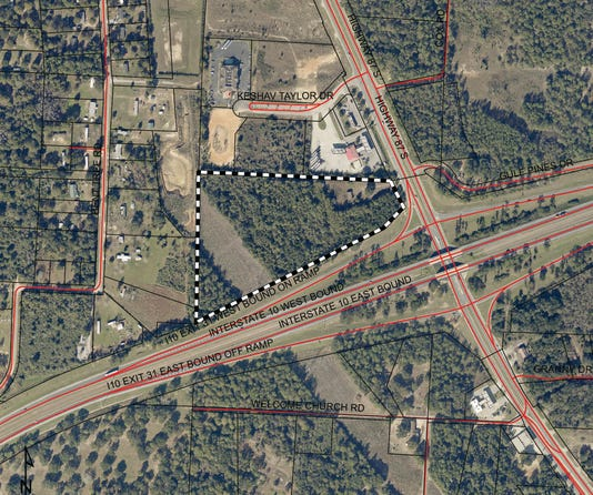 Truck Stop Restaurants Planned For State Road 87 In Santa Rosa County