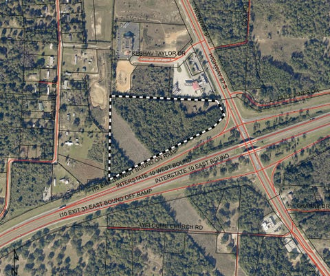 Truck stop, restaurants planned for State Road 87 in Santa