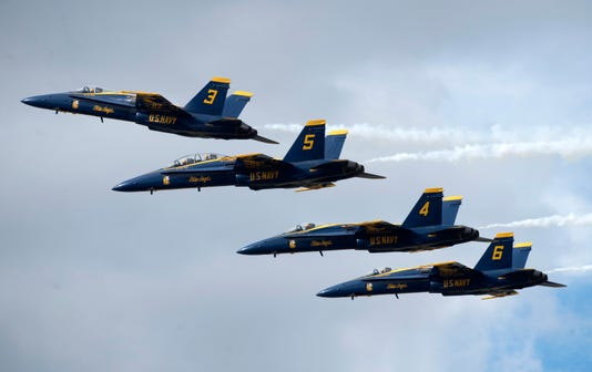 2018 Blue Angels Homecoming