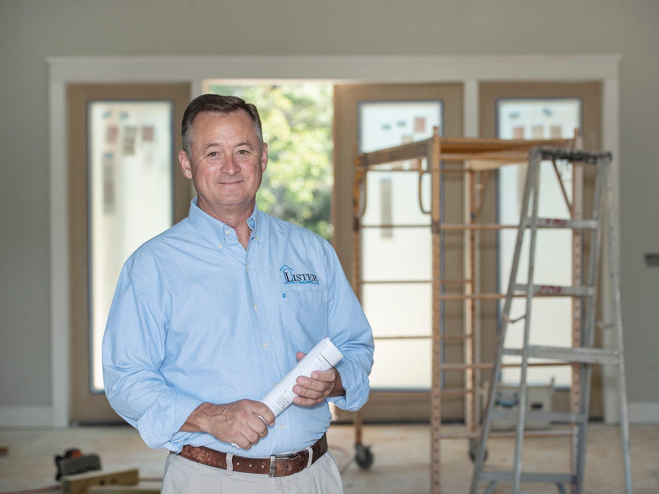 Homebuilder Alton Lister.