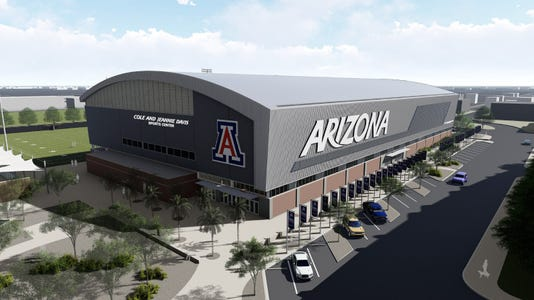 Arizona Wildcats Center