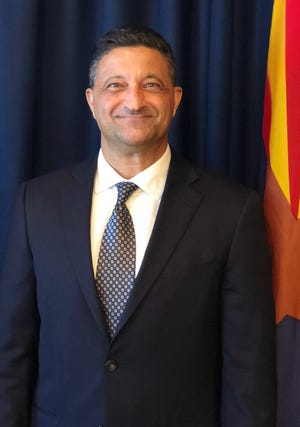 Joseph Cuffari, Arizona Gov. Doug Ducey's former policy adviser for military and veterans affairs, is the new inspector general of the Department of Homeland Security.