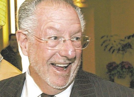 Former Las Vegas Mayor Oscar Goodman.