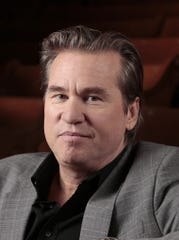 Comedy at the Carlson welcomes actor Val Kilmer Sunday, Nov. 11.