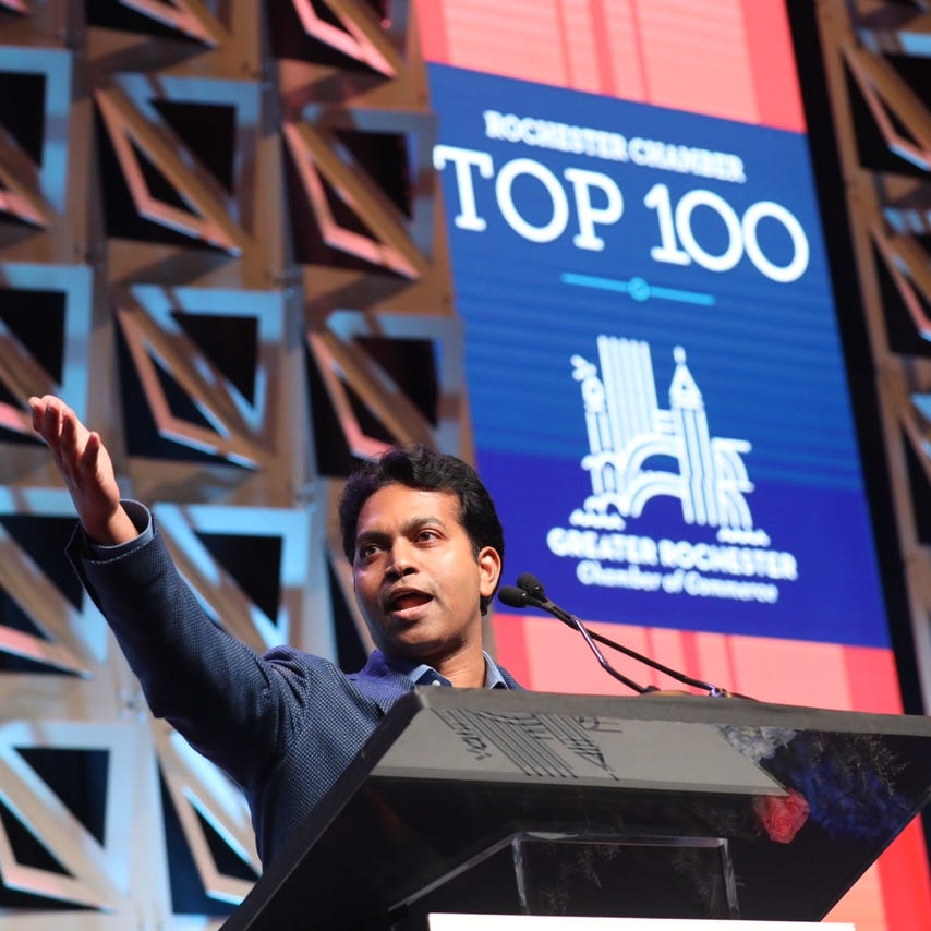 Rochester Chamber's biggest event celebrates Top 100 companies