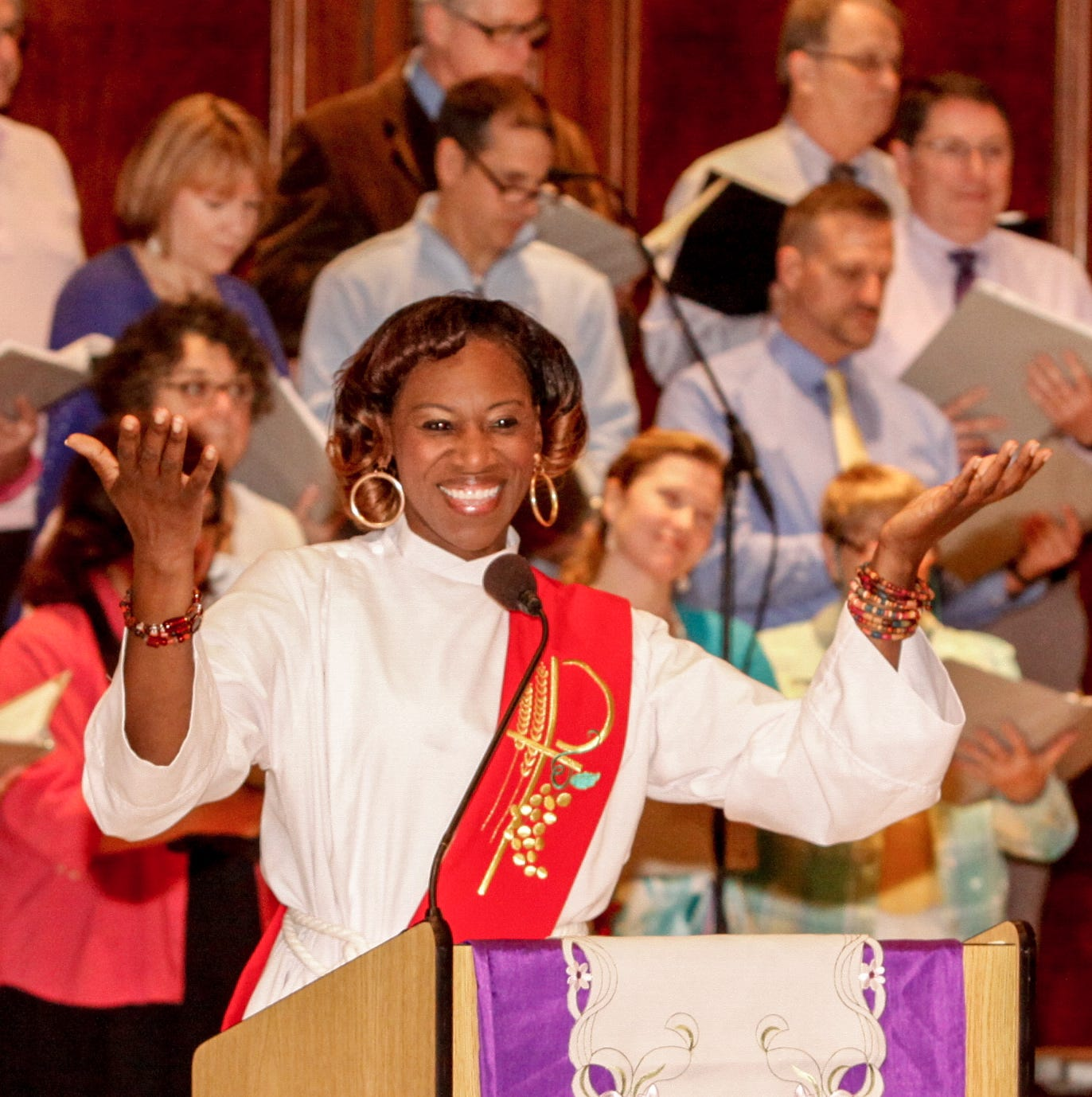 How Myra Brown became only the third African-American female Catholic priest