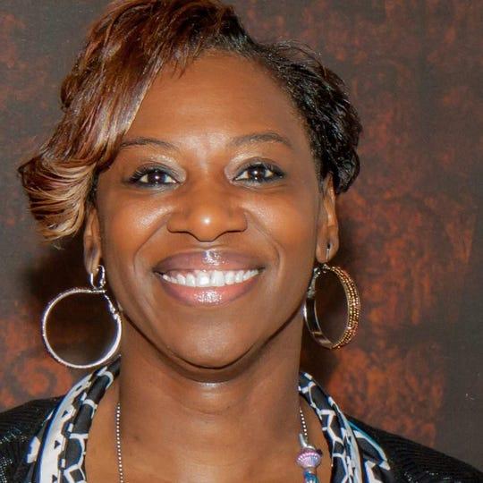 The Rev. Myra Brown.