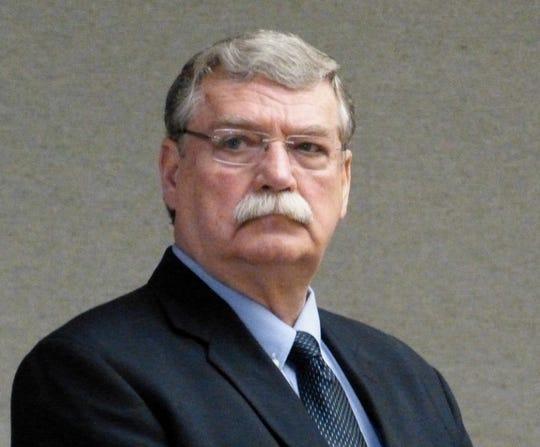 Chiropractor Steven Davis is shown Friday at his arraignment in Shasta County Superior Court.