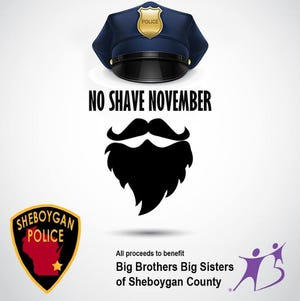 No Shave November takes place every November to raise money for charitable causes.