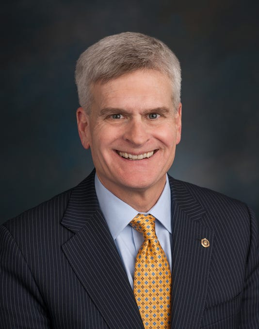 Bill Cassidy Headshot