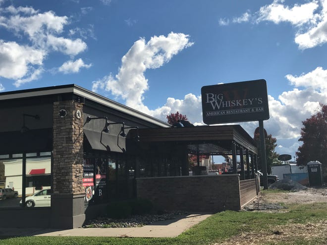 The Big Whiskey's at 715 McCroskey Street in Nixa will soft-open Nov. 19 and hold a grand opening Dec. 1, 2018 company officials announced Friday.