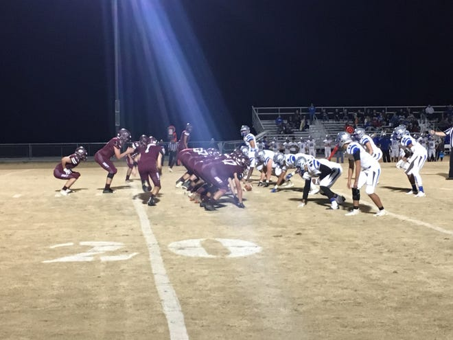 Lee High heads to the playoffs on a high note after beating Stuarts Draft Thursday night.
