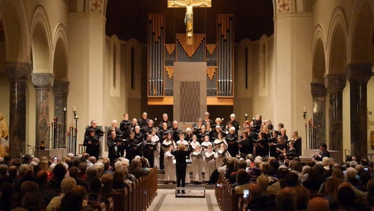 St. Mary's Cathedral Choir