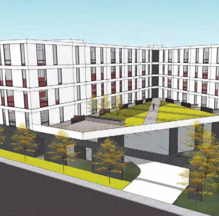 Stevens Point offers $2M incentive to Water Street senior living apartments developer