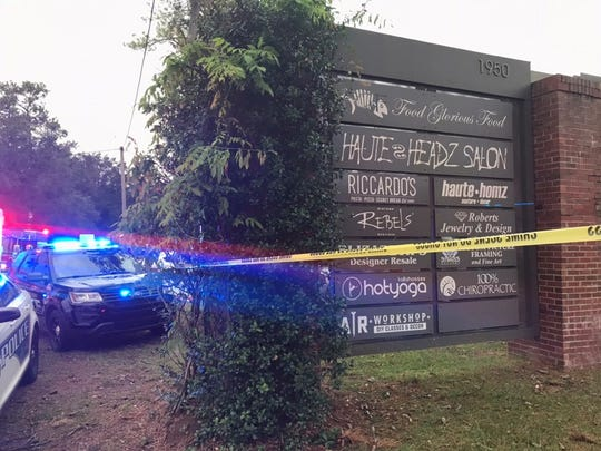 Tallahassee Police are reporting a shooting at a Yoga studio at a bar and restaurant complex near Bradfordville and Thomasville roads Friday evening.