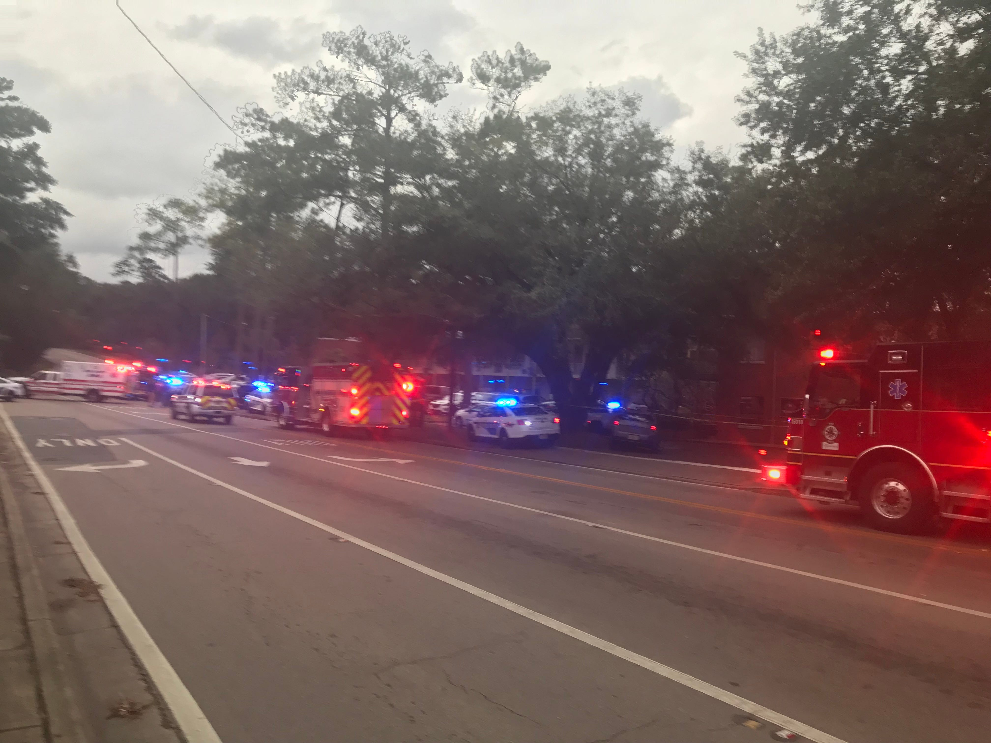 At least 2 dead, including gunman in shooting at Tallahassee yoga studio, police say