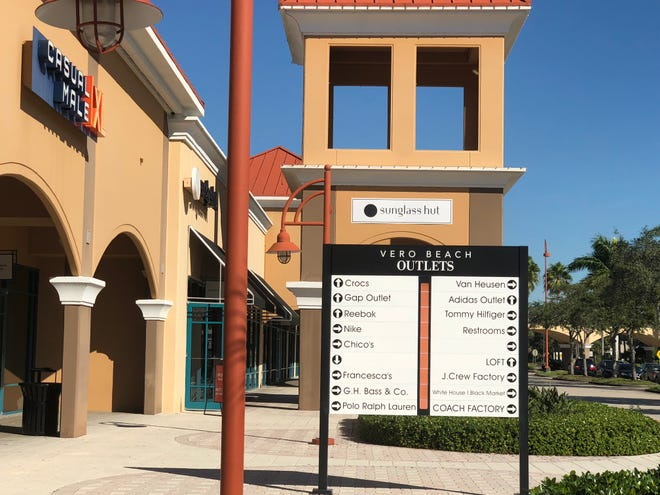 In January, a multi-million renovation project will begin at Vero Beach Outlets.