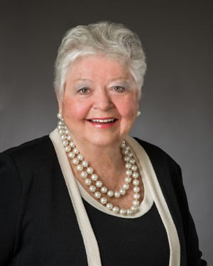May Smyth will be honored as the 2019 recipient of the Kiplinger Literacy Award on Jan. 8.
