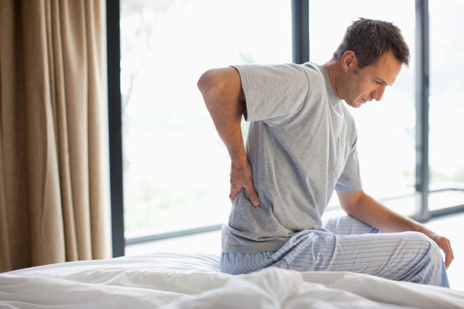 There are treatment options for most kinds of back pain.