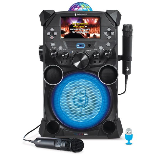 Love karaoke? Check out this Singing Machine Fiesta Voice Sunday during Sam's Club toy demonstation.