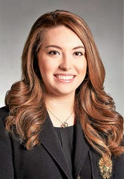 Bianca Duran, social media manager at Mithoff Burton Partners.