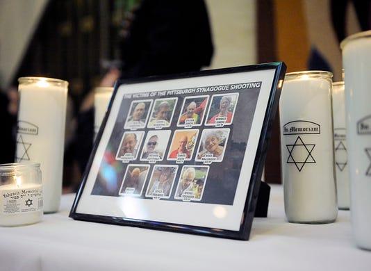 Vineland Beth Israel Congregation Synagogue Vigil
