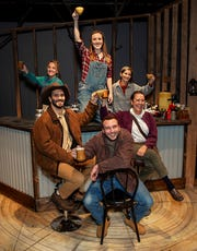"""The cast of the Eagle Theatre's production of """"The Spitfire Grill – The Musical"""" is ready for previews on Nov. 14 and 15 and opening night on Nov. 16."""
