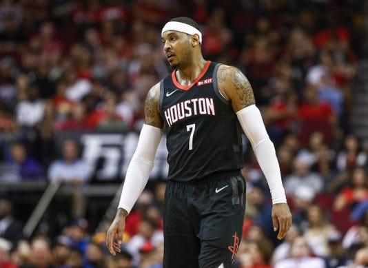 Usp Nba Portland Trail Blazers At Houston Rockets S Bkn Hou Por Usa Tx