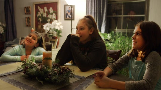 """The Sentence"" documentary subjects Annalis, Autumn, Ava."