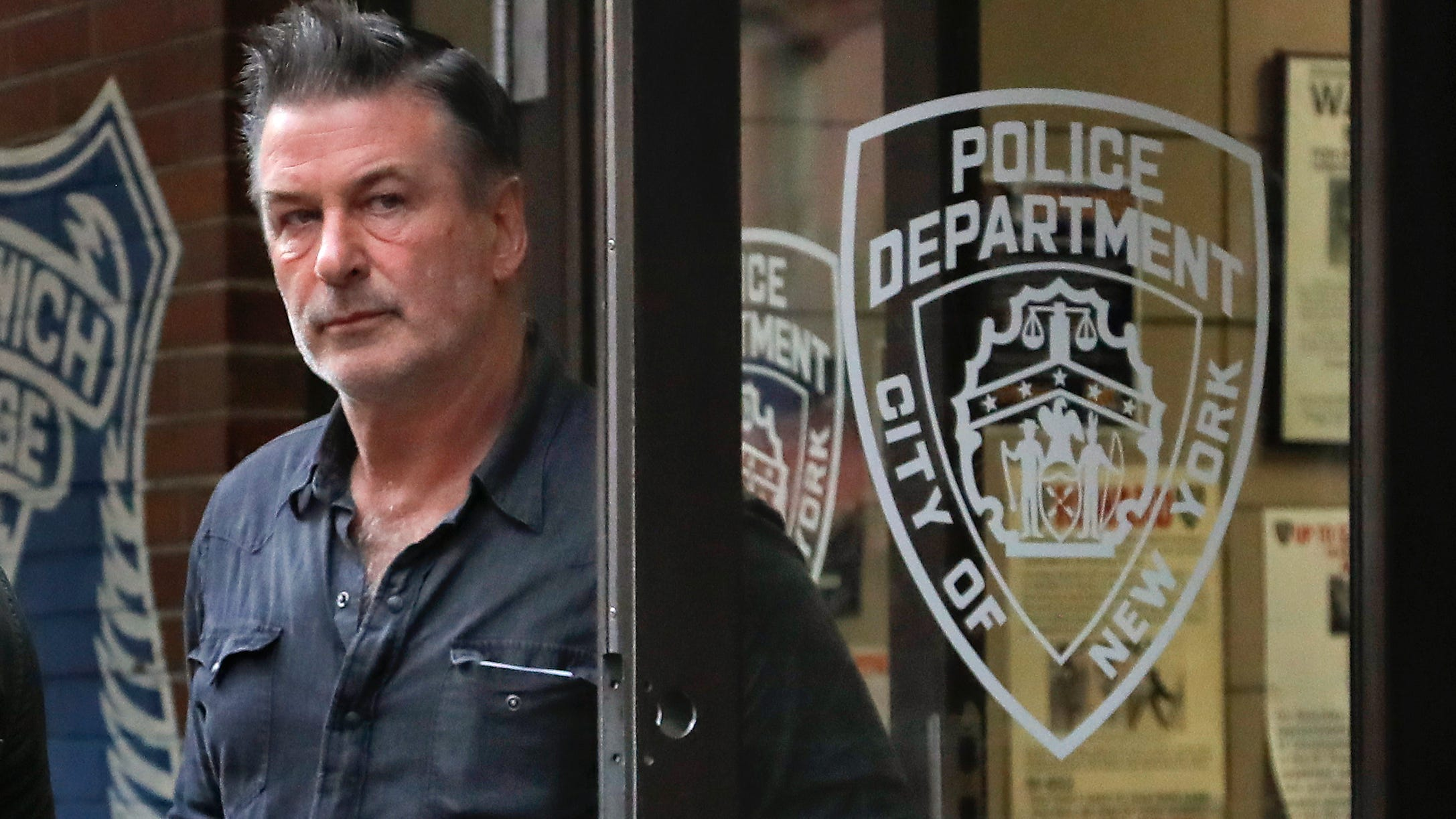 Alec Baldwin arrested in New York after punching a man in a parking dispute