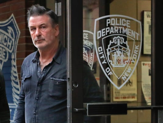 Ap People Alec Baldwin A Ent Usa Ny
