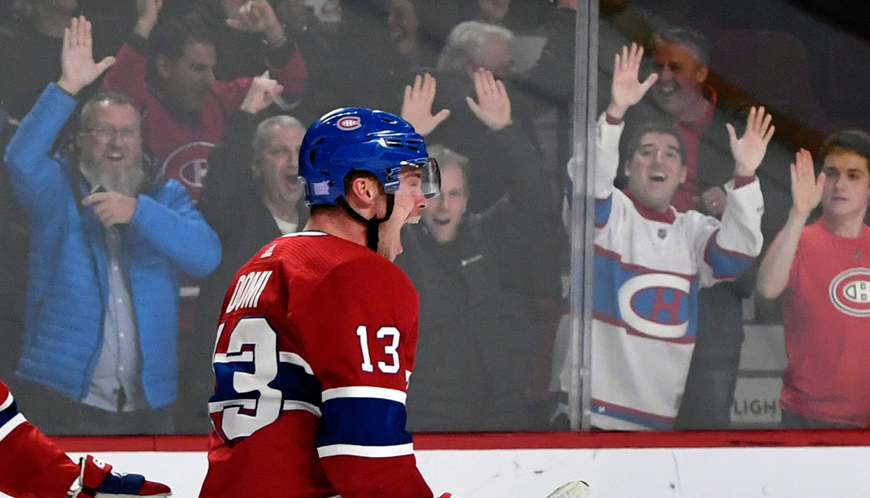 3d56f41ed Montreal Canadiens set NHL record with 2 goals in 2 seconds vs. Washington  Capitals