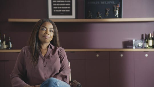 Jemele Hill narrates the new Showtime docu-series, 'Shut Up and Dribble.'