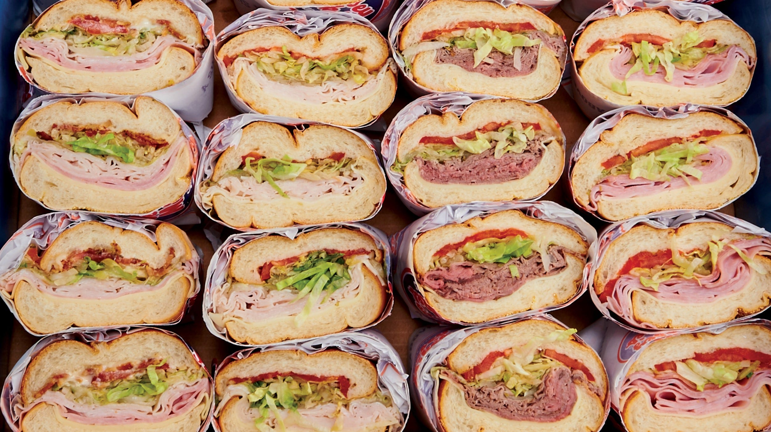 photo about Printable Menu Firehouse Subs referred to as Countrywide Sandwich Working day 2018: Wherever in direction of take evening meal specials
