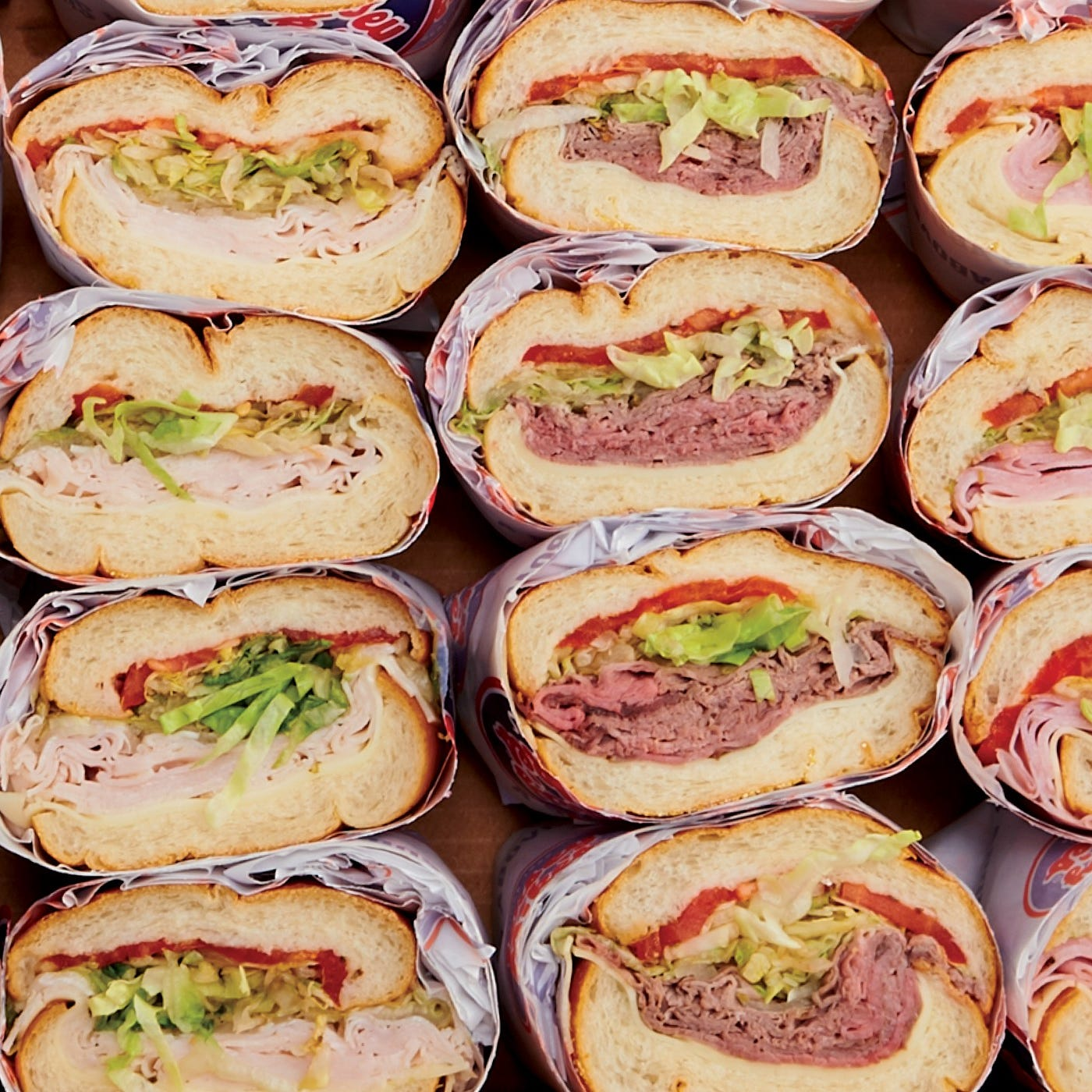 Upstate SC Jersey Mike's Sub shops donating all money made today to Safe Harbor