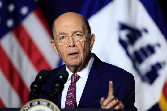 Commerce Department Secretary Wilbur Ross was shielded by the Supreme Court from having to tell lawyers why he wants to add a citizenship question to the 2020 Census.