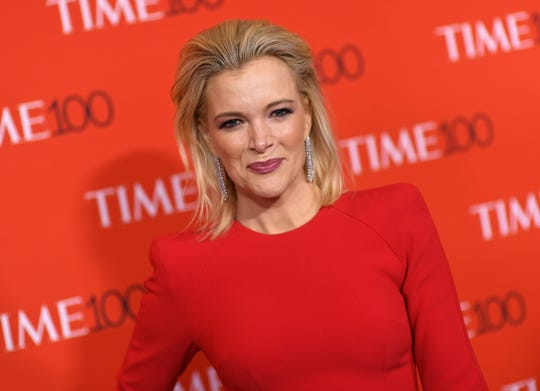 Megyn Kelly attends the TIME 100 Gala on April 24, 2018.
