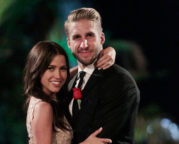 "Kaitlyn Bristowe and Shawn Booth, who got engaged on the Season 11 finale of ""The Bachelorette,"" has announced their break-up."