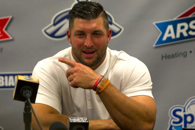 Tim Tebow wasn't happy about how Maryland handled the DJ Durkin firing.