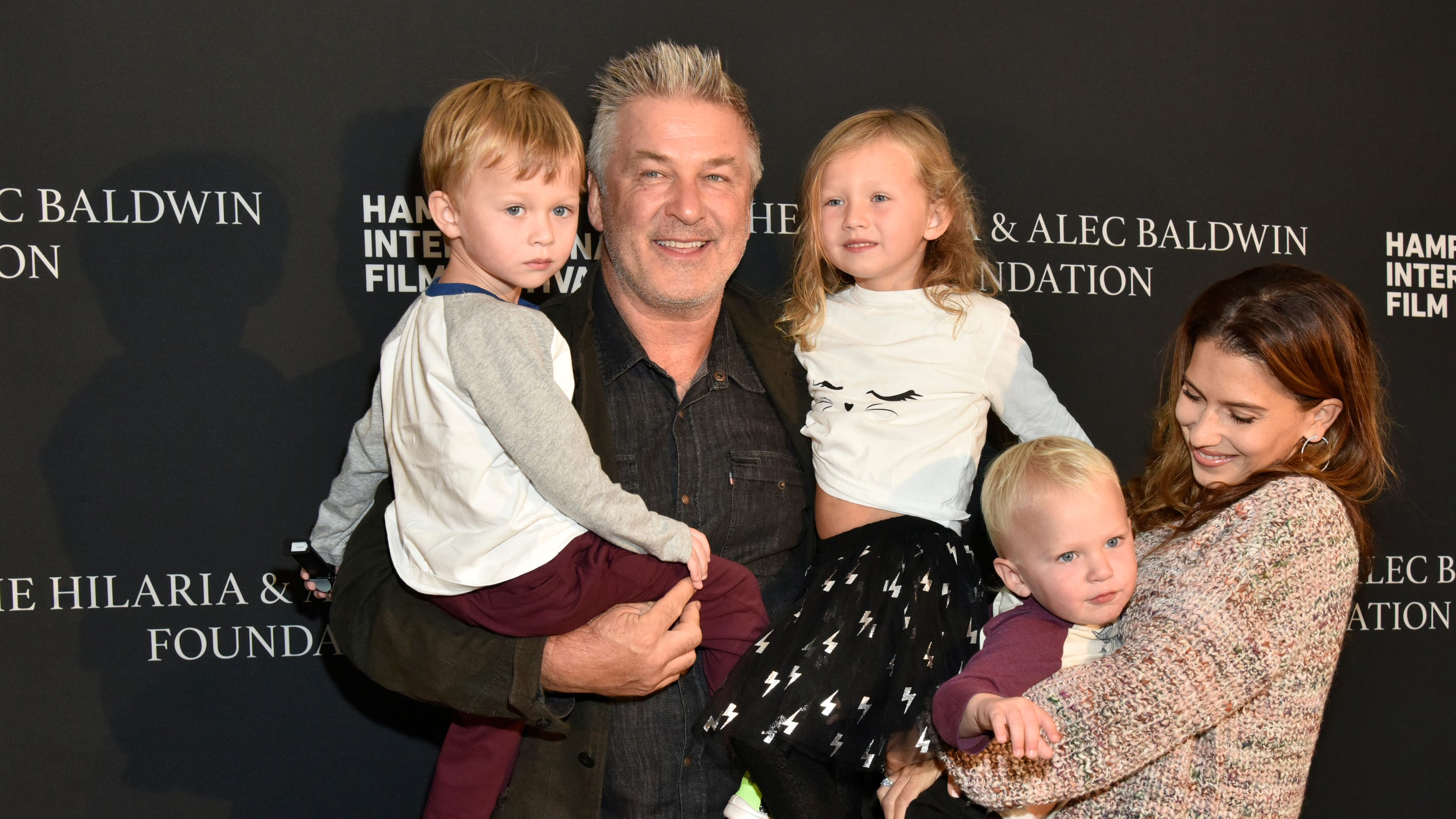 Alec Baldwin can't handle any more little ones: 'When my kids graduate school, I'll be 85'