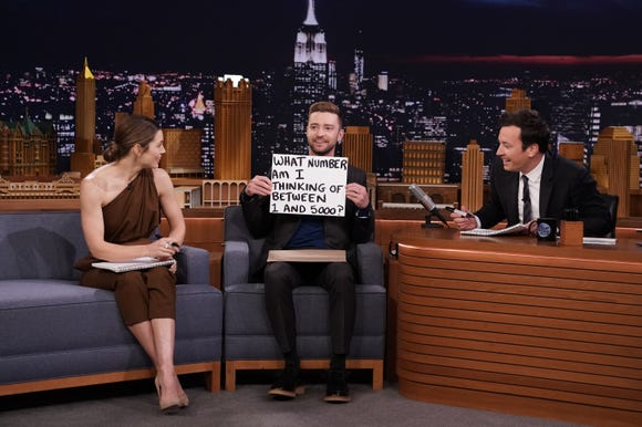Who knows JT better, his wife Jessica Biel or his buddy Jimmy Fallon?