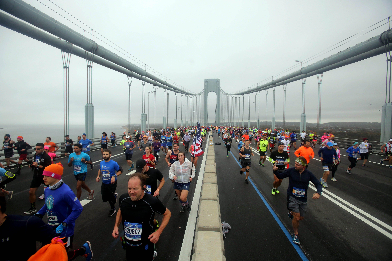 New York City Marathon 2018: TV coverage, start times, weather