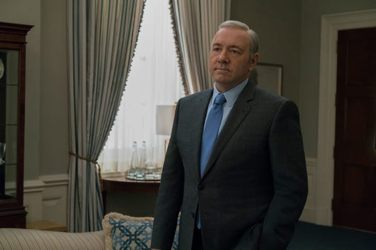 The Frank Underwood character was written out after star Kevin Spacey was fired last fall following allegations that he sexually assaulted actor Anthony Rapp when he was a minor.
