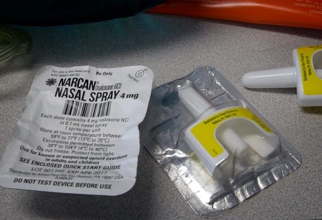 Narcan (naloxone) will be used to help deal with overdoses of opiates and opioids in the Maryland school system for Anne Arundel County.  Schools are training school nurses and employees to prevent heroin and fentanyl overdoses.