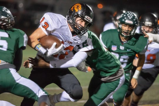 Middletown North made the playoffs with just one win in 2018.