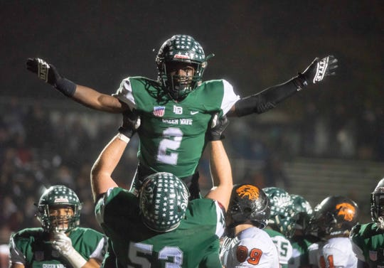 11/02/18  Long Branch vs. Middletown North. Photo James J. Connolly/Correspondent