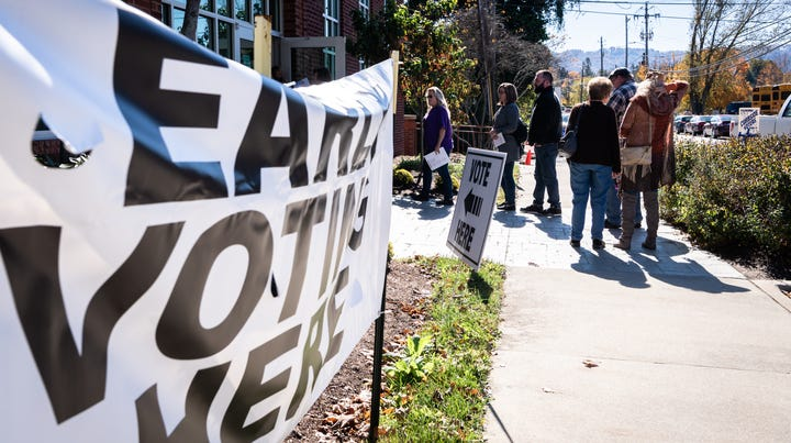 Asheville-area races, NC constitutional amendments: Here's what to know about Election Day